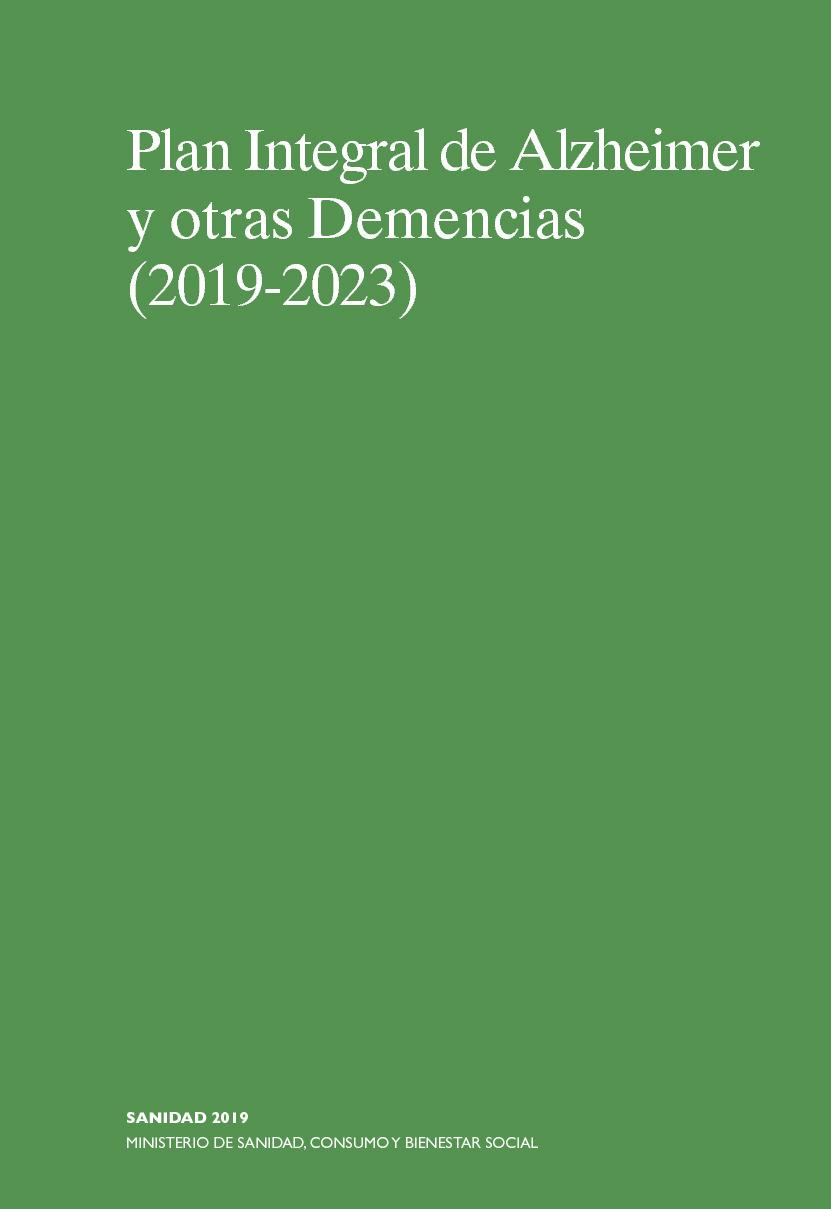 PLAN INTEGRAL DE ALZHEIMER Y OTRAS DEMENCIAS